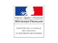 Logo ministère de la famille de l'enfance et des droits des femmes